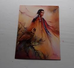 Falcon Woman