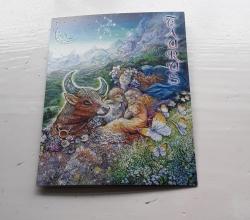 Taurus Greetings Card