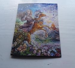 Aries Greetings Card