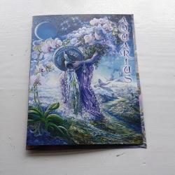 Aquarius Greetings Card
