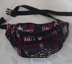 Multicoloured Bum Bag