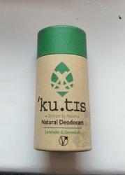 Deodorant  Lavender & geranium