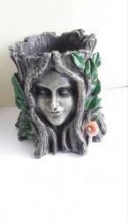 Green Goddess Plant Pot