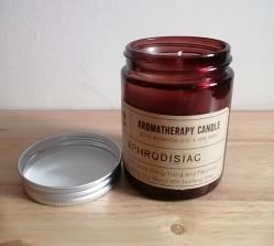 Soy Candle, Ylang Ylang/Patchouli
