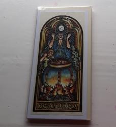 Greetings Card, Ceridwen