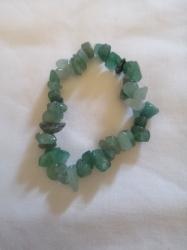 Green Jade Crystal Bracelet