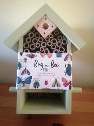 Bee and Bug Hotel