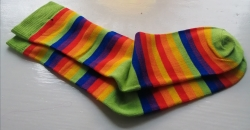Bamboo Socks, Striped