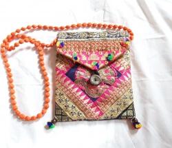 Passport Shoulder Bag, Pink