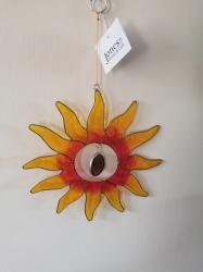 Suncatcher, Orange Sun