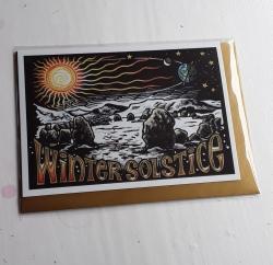 Winter Solstice, Castlerigg