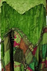 Velvet Hippie Skirt Size L