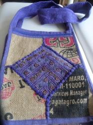 Re-cycled Rice Bag