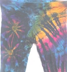 Hippie Tie-Dye Leggings