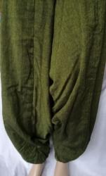 Green Alibaba Trousers