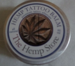 Hemp Tattoo Balm
