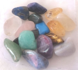 Bag of Healing Crystals