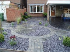 Landscaping Services in Staffordshire