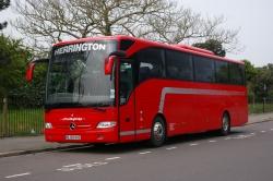 Mercedes Tourismo – 53 Seater