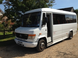 Mercedes 24 seater