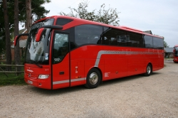 Mercedes Tourismo – 49 Seater