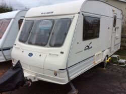 Bailey Ranger 460/2 EW,1999,porch awn,and extras..