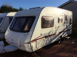 Swift Islay540 special (charisma) 2005,5bth,mover/awnings