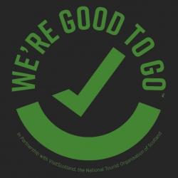 We're Good to Go Logo