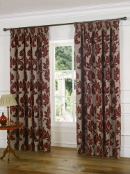 BELFIELD MADE TO MEASURE CURTAINS & ROMAN BLINDS
