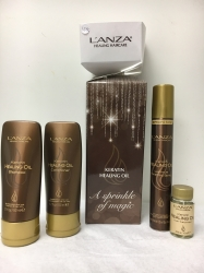 Lanza Keratin Healing Oil Kit
