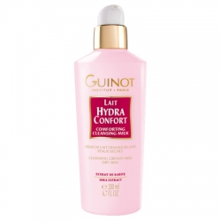 Guinot Lait Hydra Confort Comforting Cleansing Milk 200ml