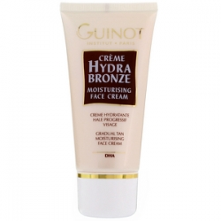 Guinot HydraBronze Visage Gradual Tan Face Cream 50 ml