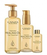 Lanza Keratin Healing Oil Hair Treatment 100 ml