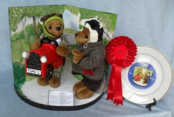 THE NATIONAL TEDDY BEAR ARTIST AWARDS 2011 - Class 4