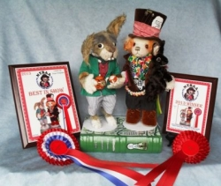 THE NATIONAL TEDDY BEAR ARTIST AWARDS 2013 - Class 6