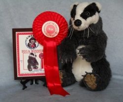 National Teddybear Artist Awards 2014 - Category 5