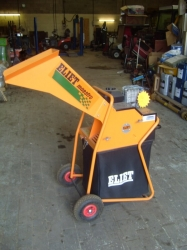 Eliet Maestro Petrol Shredder