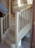 Timber Stairs