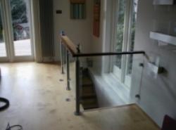Timber & Glass