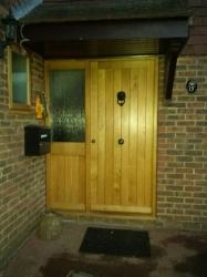 External Door & Stormproof Windows