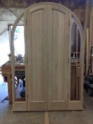 European Oak Door Frame