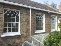 Arch Sash Windows
