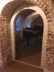 Accoya Arched Door Frames
