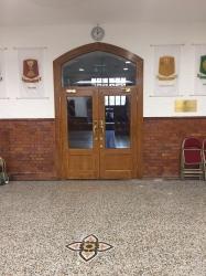 Internal Doors in a School