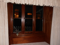 Sapele Casement Window