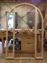 European Oak Door Frame & Doors