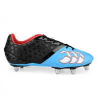 CANTERBURY PHOENIX CLUB - BLACK/DRESDEN BLUE
