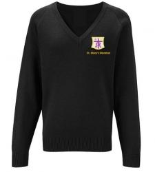 V-neck Sweater (Unisex)