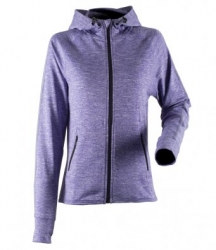 Lightweight Running Hoody- Lady Fit