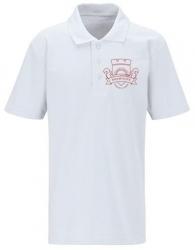 Polo Shirt- White